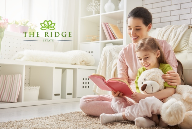 Promotional image of The Ridge Estate in Park Ridge