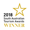 South Australian Tourism Awards, Self Contained Accommodation, WINNER