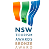 New South Wales Tourism Awards, Luxury Accommodation, BRONZE