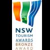 New South Wales Tourism Awards, Luxury Accommodation, BRONZE