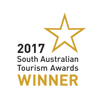 South Australian Tourism Awards, Hosted Accommodation, WINNER